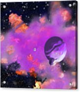 My Space Acrylic Print