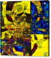 My Theme In Glory Acrylic Print