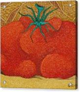 My Tomato  2008 Acrylic Print
