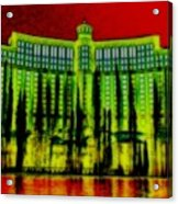My Vegas Bellagio 5 Acrylic Print
