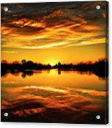 My View  Acrylic Print