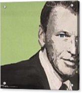 My Way - Frank Sinatra Acrylic Print