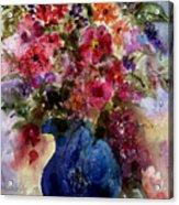 My Wildflowers Acrylic Print