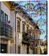 My Wonderful Street Acrylic Print
