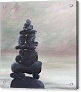 My Zen Acrylic Print