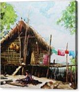 Myanmar Custom_016 Acrylic Print