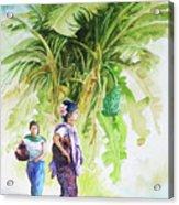 Myanmar Custom_08 Acrylic Print