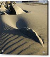 Myers Creek Beach Oregon 1 Acrylic Print