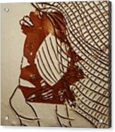 Myra - Tile Acrylic Print