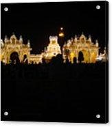 Mysore Palace 2 Acrylic Print