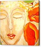 Mysteres De Femmes Acrylic Print