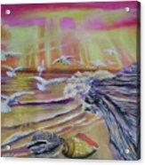 Mysterious Island Acrylic Print