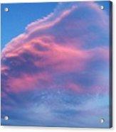 Mystery Cloud Acrylic Print