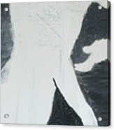 Mystery Man Acrylic Print