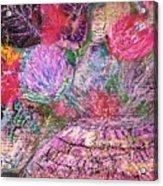 Mystic Bouquet  Acrylic Print