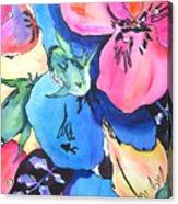 Mystic Garden Acrylic Print