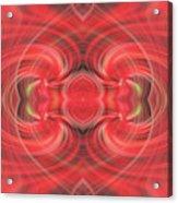 Mystic Love Acrylic Print