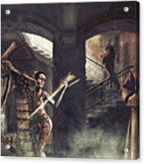 Mystic Man Acrylic Print