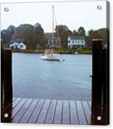 Mystic Seaport #3 Acrylic Print