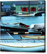 Mystic Seaport #5 Acrylic Print