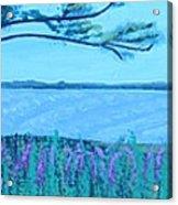Mystic Strength Of The Niagara River Acrylic Print