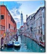 Mystic Venice Acrylic Print