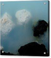 Mystical Island - Healing Waters Acrylic Print