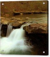 Mystical King River Falls Acrylic Print