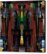 Mystical Place Acrylic Print