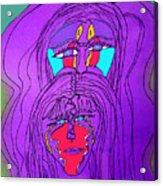 Mystics Acrylic Print