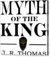 Myth Of The King Cover Acrylic Print