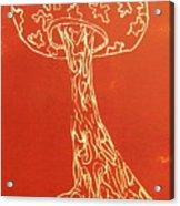 Myxomycetes 4 Acrylic Print