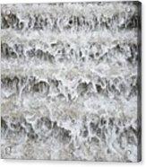 N Y C Waterfall Acrylic Print