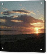 Na-36 Acrylic Print