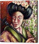 Nadeshiko Acrylic Print
