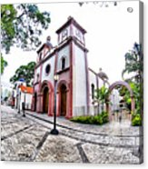 Naguanagua Church Acrylic Print