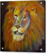 Naja, Lion  Acrylic Print