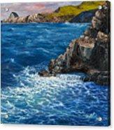 Nakalele Point Maui Acrylic Print