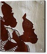 Nakato And Babirye - Twins 2 - Tile Acrylic Print
