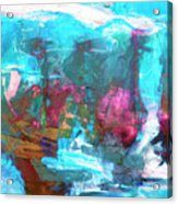 Nanda Devi Acrylic Print