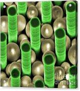 Nanoparticle Trapping, Nanotechnology Acrylic Print