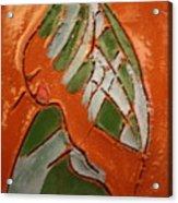 Nansamba - Tile Acrylic Print