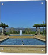 Napa Valley Inglenook Vineyard -4 Acrylic Print