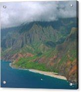 Napali Coast - Kauai Acrylic Print