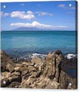 Napili Bay With Lanai Acrylic Print