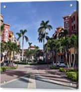 Naples, Florida I Acrylic Print