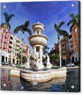 Naples Florida Iv Acrylic Print