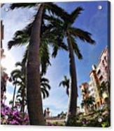 Naples Florida V Acrylic Print