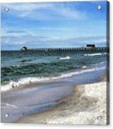Naples Florida Xiv Acrylic Print