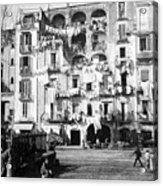 Naples Italy - C 1901 Acrylic Print